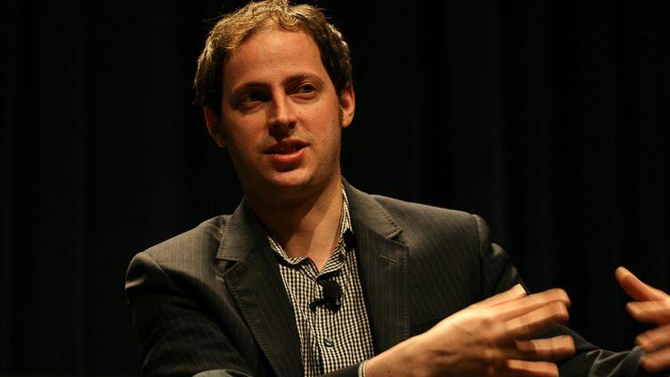 Nate Silver à la conférenceSouth By Southwest Interactive,Austin, Texas (Etats-Unis), en 2009. (RANDY STEWART / FLICKR CC)