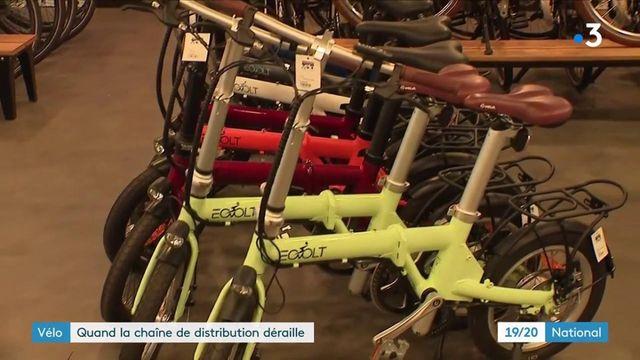 Vélos : la demande explose, les délais de livraison s'allongent