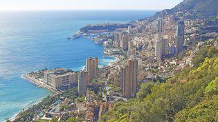 La principauté de Monaco, le 10 février 2016. (MAXPPP)