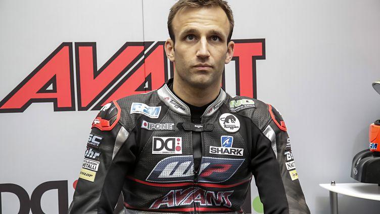 Le champion du monde en titre des Moto 2 Johann Zarco (GIGI SOLDANO / DPPI MEDIA)