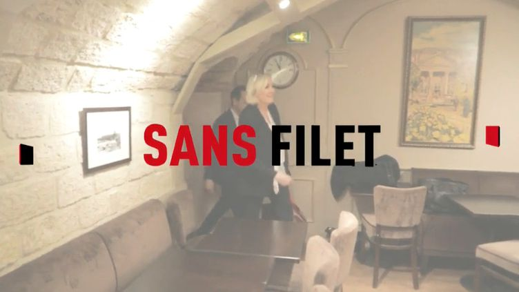"""Sans filet"". Marine Le Pen 14 mars 2019 (L'EMISSION POLITIQUE / FRANCE 2)"