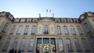 Le Palais de l'Elysée, le 14 novembre 2018. (LUDOVIC MARIN / AFP)