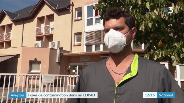 Coronavirus : un foyer de contamination dans un Ehpad de Sévérac-d'Aveyron