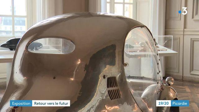 Des concept-cars au château de Compiègne
