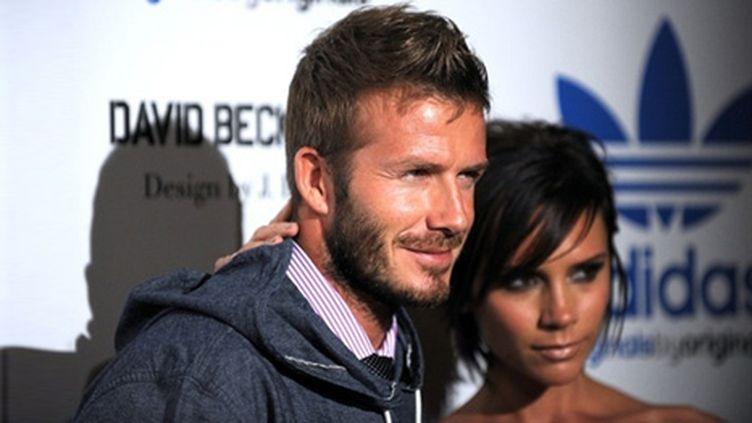David et Victoria Beckham sont invités au mariage princier (AFP - Frazer Harrison)