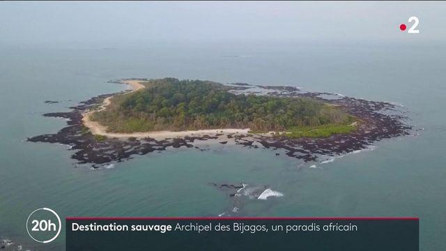 Destination sauvage : à la découverte de l'archipel des Bijagos en Afrique de l'Ouest