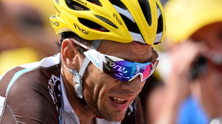 Le coureur français Jean-Christophe Péraud (DE WAELE TIM / TDWSPORT SARL)
