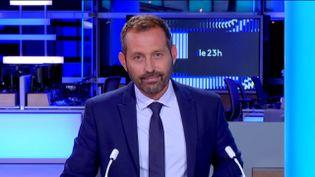 Le JT de 23h de franceinfo du mardi 18 août2020 présenté par Christophe Gascardsur franceinfo (FRANCEINFO)