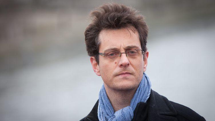 Florent Guéguen, directeur de la Fédération des acteurs de la solidarité (FNARS), le 5 décembre 2012. (© MARLENE AWAAD / MAXPPP)