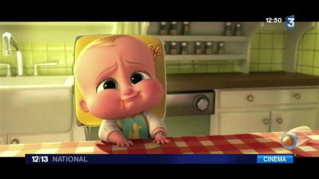 """Cinéma : """"Baby boss"""", une comédie sur la rivalité fraternelle"""