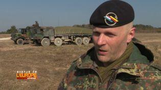 Avenue de l'Europe. La brigade franco-allemande, vitrine de l'amitié entre les deux pays (FRANCE 3 / FRANCETV INFO)