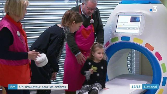 IRM : un simulateur pour les enfants