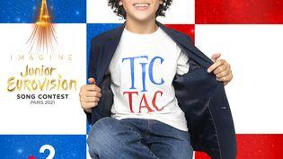 La France, organisatrice de l'Eurovision junior, choisit Enzo, 13 ans, pour la représenter le 19 décembre (NATHALIE GUYON)