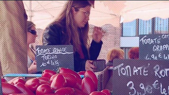 Inflation : Jean-Luc Mélenchon souhaite bloquer le prix de cinq fruits et légumes