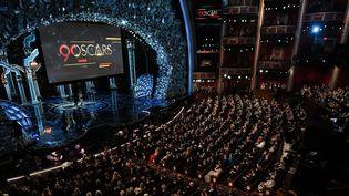 La cérémonie des Oscars 2018, la 90e édition, à Los Angeles le 4 mars 2018  (Rob Latour / Shutterstock / Sipa)