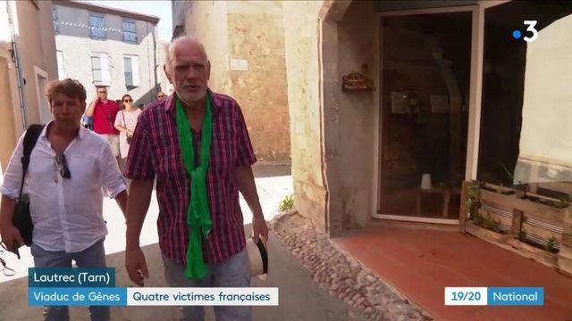Gênes : quatre victimes françaises