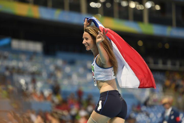 Marie-Amélie Le Fur, double médaillée d'or lors de ces Jeux Paralympiques (CHRISTOPHE SIMON / AFP)