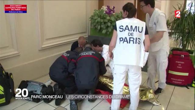 Foudre à Paris : les circonstances de l'accident
