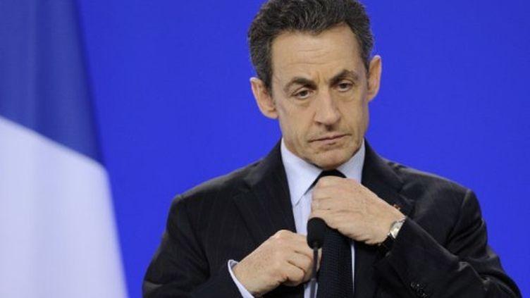 Les Français doutent de l'efficacité des mesures Sarkozy (AFP)