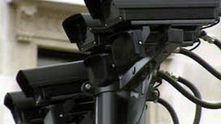 Caméras de vidéosurveillance (France 2)