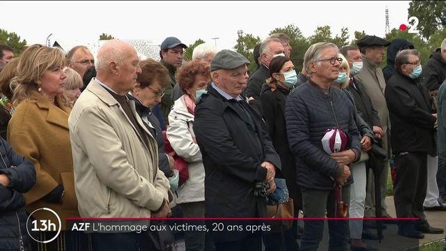 Explosion de l'usine AZF : hommage aux victimes à Toulouse, 20 ans après la catastrophe