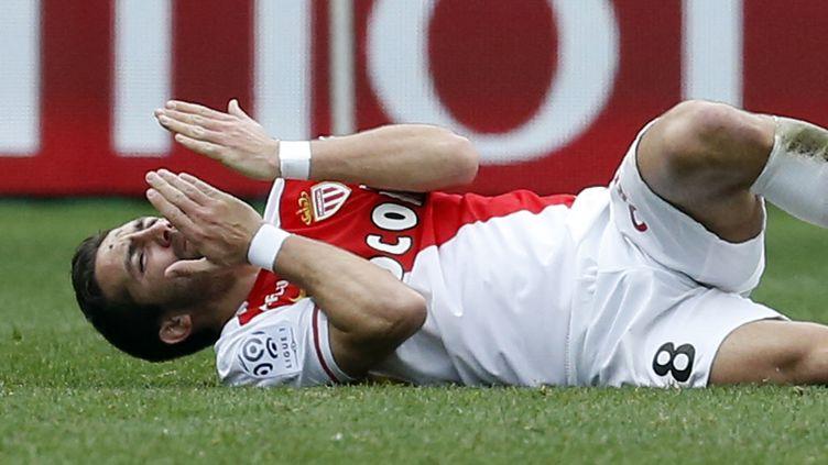 Moutinho va manquer le match contre Guingamp (VALERY HACHE / AFP)