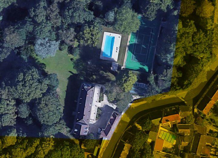 L'ancienne maison-permanence de Nathalie Kosciusko-Morizet à Longpont-sur-Orge (Essonne). (GOOGLE MAPS)