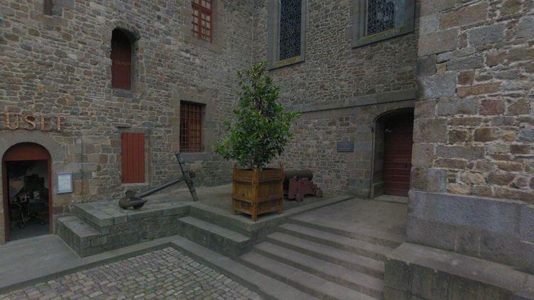 Le musée d'histoire de la ville de Saint-Malo (Bretagne). (GOOGLE MAPS)