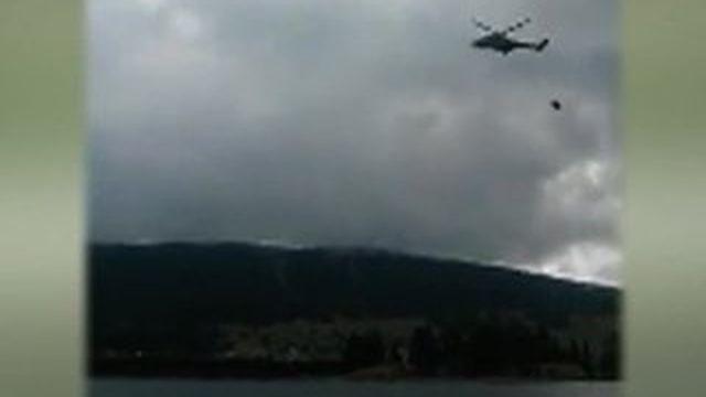 La guerre de l'eau fait rage à la frontière suisse