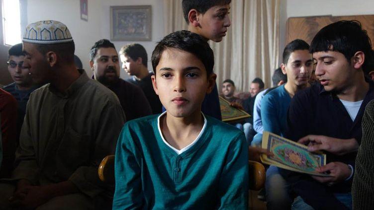 """Kais Attalah, Mohammed Assaf enfant dans """"Le Chanteur de Gaza"""" de Hany Abu-Assad  (La Belle Company)"""