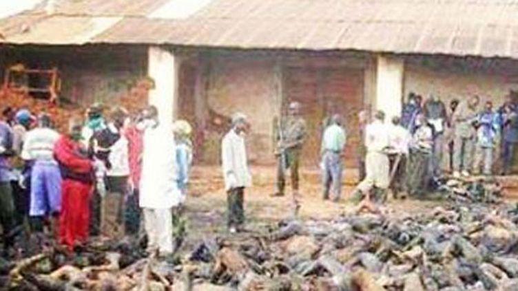 (Une photo prise au Cameroun pour illustrer les massacres de Boko Haram © DR)