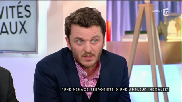 "David Thomson et les ""experts"" du jihadisme"