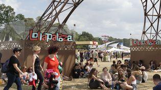 La deuxième édition française du festival américain Lollapalooza à Paris (21 juillet 2018) (EDMOND SADAKA / SIPA)