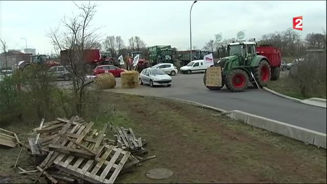 Agriculteurs en colère : de nouvelles mobilisations prévues en France