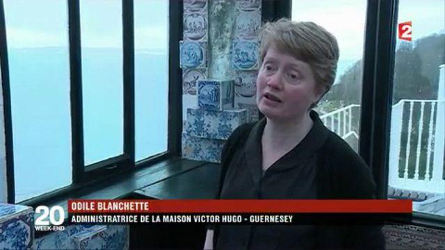 Guernesey : sur les pas de Victor Hugo