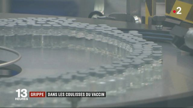 Comment fabrique-t-on le vaccin contre la grippe ?