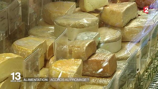 Étude : et si le fromage rendait addict ?