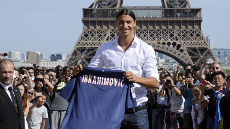 Le numéro que portera Zlatan Ibrahimovic fait débat au PSG