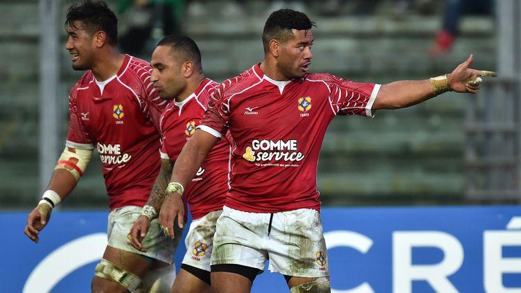 Les Tonga seront au Japon (GIUSEPPE CACACE / AFP)