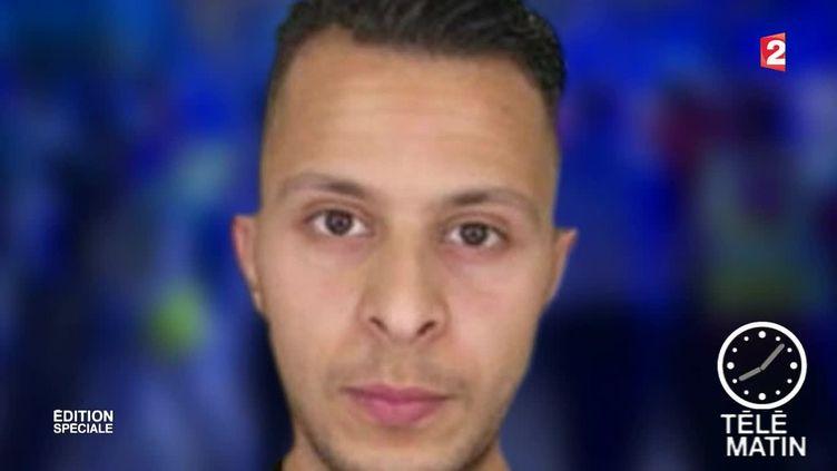 Salah Abdeslam,visé par un mandat d'arrêt international pour son rôle présumé dans les attentats de Paris. (FRANCE 2)