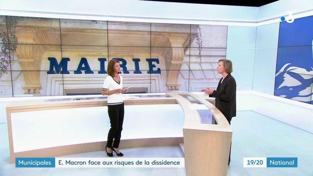 Municipales 2020 : Emmanuel Macron face au risque de la dissidence