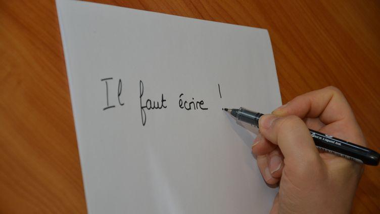 Inscrivez-vous à un atelier d'écriture ! (JEAN-CHRISTOPHE BOURDILLAT / RADIO FRANCE)