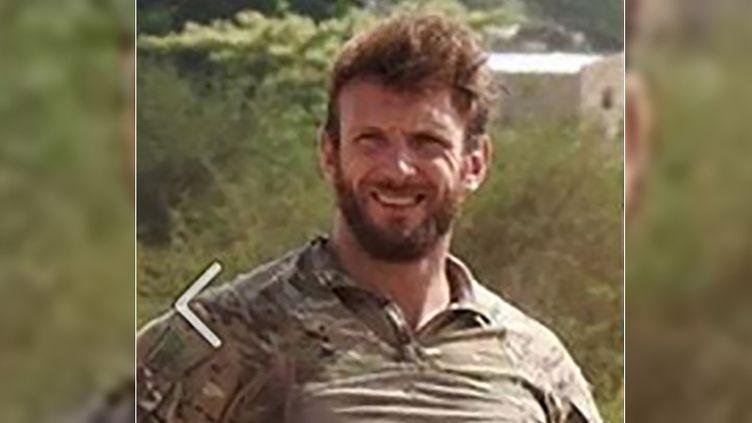 Le militaire français, Cédric de Pierrepont, mort en opération au Burkina Faso, le 10 mai 2019. (MARINE NATIONALE)