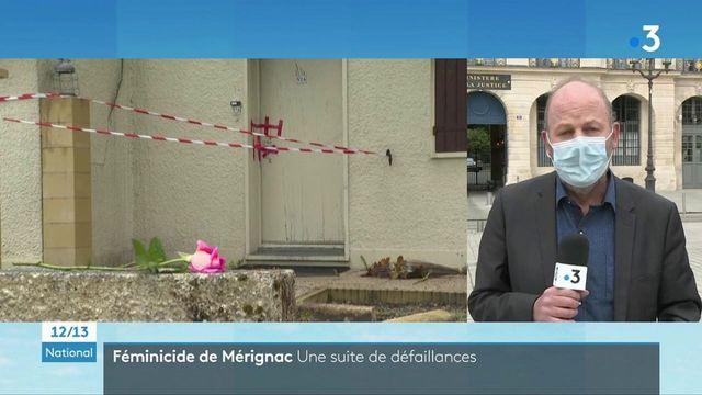 Féminicide de Mérignac:des défaillances entre les différents services de police et justice