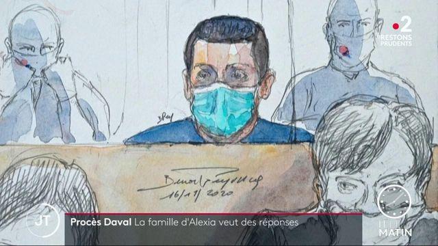 Procès Daval : la famille d'Alexia veut des réponses