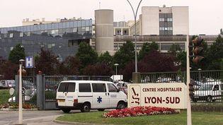 Centre hospitalier de Lyon-Sud. (GERARD MALIE / AFP)