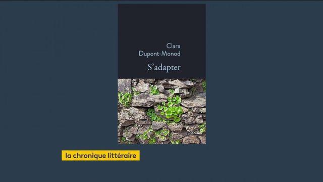 """Livres : """"S'adapter"""", un récit poétique sur l'arrivée d'un bébé dans une famille"""