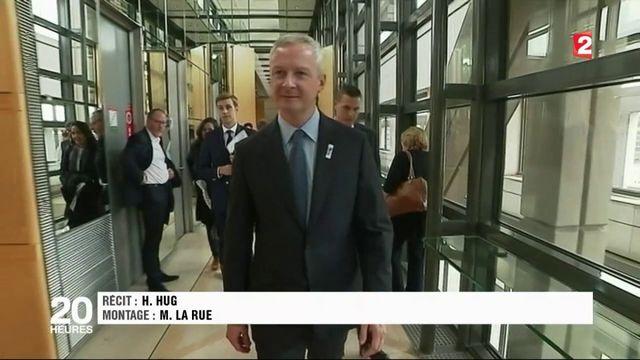 Harcèlement sexuel : le rétropédalage de Bruno Le Maire