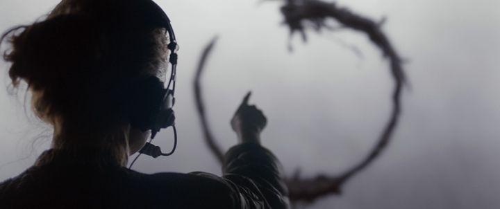 """""""Premier contact"""" de Denis Villeneuve  (Sony Pictures Releasing France)"""