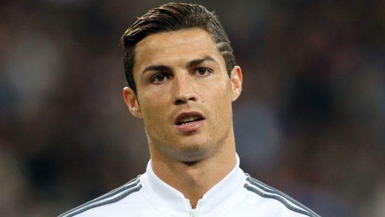 Le joueur du Real Madrid, Cristiano Ronaldo